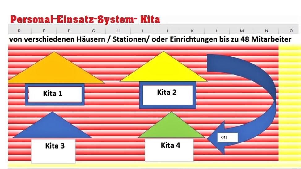 kita-dienstplan-system schichtplaner for free